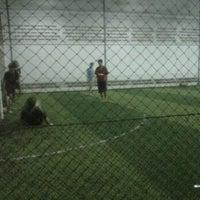 Photo taken at IFI Futsal Center by Arina N. on 2/22/2012