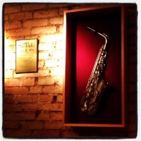 Photo taken at Madeleine Bar by Raul Z. on 5/16/2012