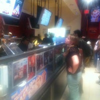Photo taken at Cold Stone Creamery by Fahad O. on 9/2/2012
