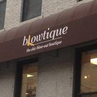Photo taken at Blowtique by @JessicaLaShawn w. on 5/31/2012