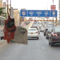 Photo taken at Gizri Bridge by Fatz S. on 5/10/2012