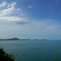 Photo taken at Lad Koh Viewpoint Samui Island by Dzmitry N. on 5/19/2012