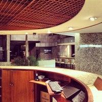 Photo taken at Carlton Hotel by Iata A. on 6/13/2012