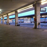 Photo taken at Verona Porta Nuova Railway Station by Toshiyuki A. on 3/26/2012