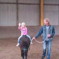 Photo taken at Kinderboerderij Van Horne Hoeve by Co on 5/10/2012