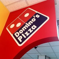 Photo taken at Domino's Pizza by Habeeb A. on 3/12/2012
