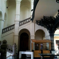 Photo taken at Museo Nacional de Bellas Artes by Sebastián Ignacio O. on 7/29/2012