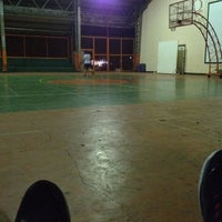 Photo taken at Marcelo Basketball Gym by Gerald G. on 2/11/2012