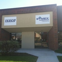 Photo taken at TESCO by Ryan M. on 3/28/2012
