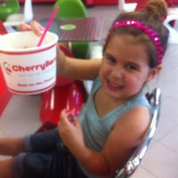 Photo taken at Cherry Berry by Melanie B. on 5/16/2012