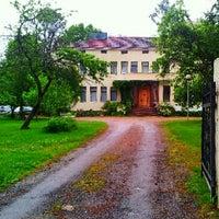 Photo taken at Villa Helleranta by J-P K. on 7/9/2012