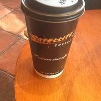 Photo taken at Satellite Coffee by Gabe V. on 8/9/2012