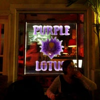 Photo taken at Purple Lotus by Chris N. on 5/4/2012