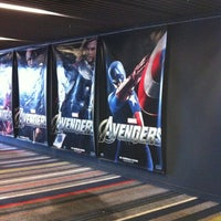 Photo taken at eVent Cinemas by Rebecca S. on 5/6/2012