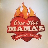 Photo taken at One Hot Mama's by Omar M. on 8/4/2012