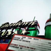 Photo taken at Cinemark Tinseltown by Adam W. on 4/9/2012