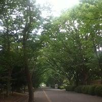Photo taken at Tokyo Gakugei University by Kotaro T. on 6/2/2012