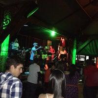 Photo taken at Goa Lounge by Rodrigo S. on 7/1/2012