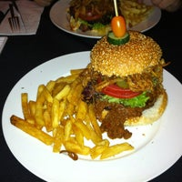 Photo taken at New York Style Steak & Burger by Poncho R. on 7/22/2012