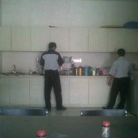 Photo taken at Bank OCBC NISP (Sudirman) by Likin G. on 5/29/2012