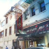 Photo taken at Brandy Ho's Hunan Food by Melissa C. on 5/20/2012