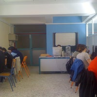 Photo taken at ΕΠΑΣ Ν.Σμύρνης by Zacharias X. on 4/23/2012