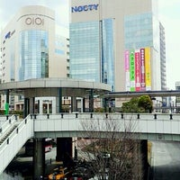 Photo taken at NOCTY PLAZA by Tomoe N. on 3/25/2012