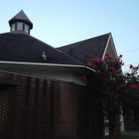 Photo taken at First Christian Church by Caro C. on 6/29/2012