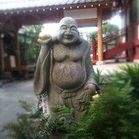 Photo taken at 善養密寺 by shin_no_doubt on 8/13/2012
