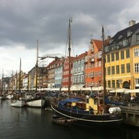 Photo taken at Nyhavnsbroen by Cooper S. on 9/2/2012