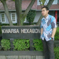 Photo taken at PT. Kwarsa Hexagon by Eddie K. on 3/5/2012