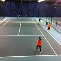 Снимок сделан в University of Warwick Tennis Centre пользователем LuCk S. 3/18/2012