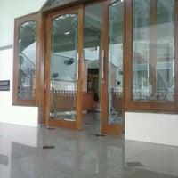 Photo taken at Masjid At-Taqwa, HR MUHAMMAD by Aftina D. on 9/1/2012