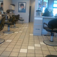 Photo taken at Famous Hair by Brian H. on 7/30/2012