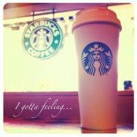 Photo taken at Starbucks by Varee L. on 3/14/2012