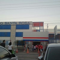 Photo taken at Colégio Santa Rosa by Duly M. on 8/8/2012
