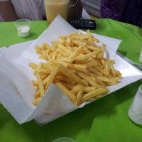 Photo taken at Almondega's by Flávio W. on 5/30/2012