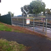 Photo taken at Broadmeadows Railway Station by Spikey S. on 6/29/2012