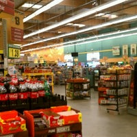 Photo taken at Food 4 Less by Ron S. on 8/5/2012