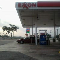 Photo taken at Exxon by michael h. on 5/25/2012