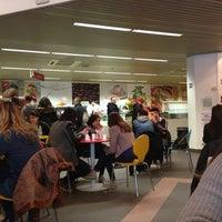 Photo taken at IULM University Bar by Ludovica B. on 4/8/2013