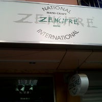 Photo taken at Zencifre by Ayşe M. on 2/28/2013