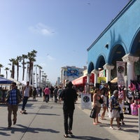 Photo taken at Venice Beach by Pandora W. on 4/29/2013