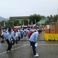 Photo taken at PT Semen Padang by Adry P. on 6/30/2013