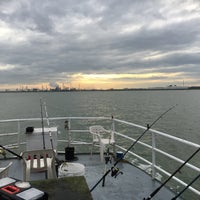 Photo taken at Westerschelde by Willy V. on 11/21/2016