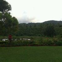 Photo taken at Getamanne Walawwa by Anush W. on 10/27/2012