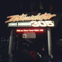 Photo taken at Intimidator 305 - Kings Dominion by Crystal T. on 10/28/2012