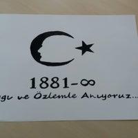 Photo taken at Hülya Şahnaoğlu Anaokulu by Yağmur S. on 11/8/2016