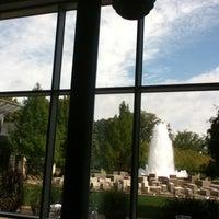 Photo taken at Nourish Cafe by Rex E. on 9/28/2012