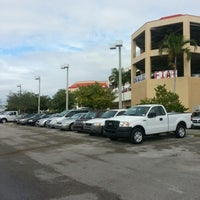 Photo taken at Arrigo Dodge Chrysler Jeep Ram Sawgrass by Megan S. on 1/7/2013